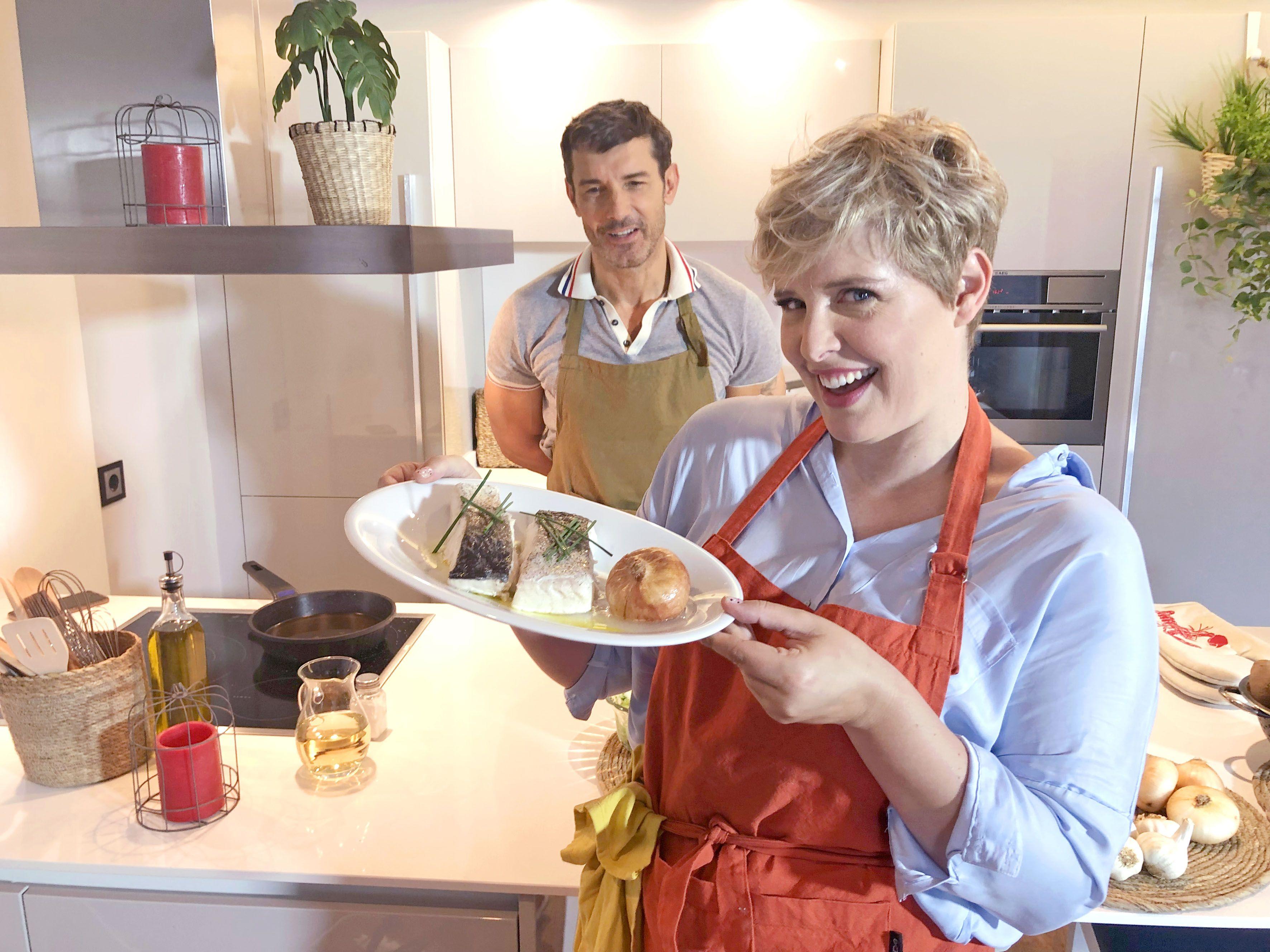 Tania Llasera estrena 'Cocinando from my heart» nuevo formato en Mtmad