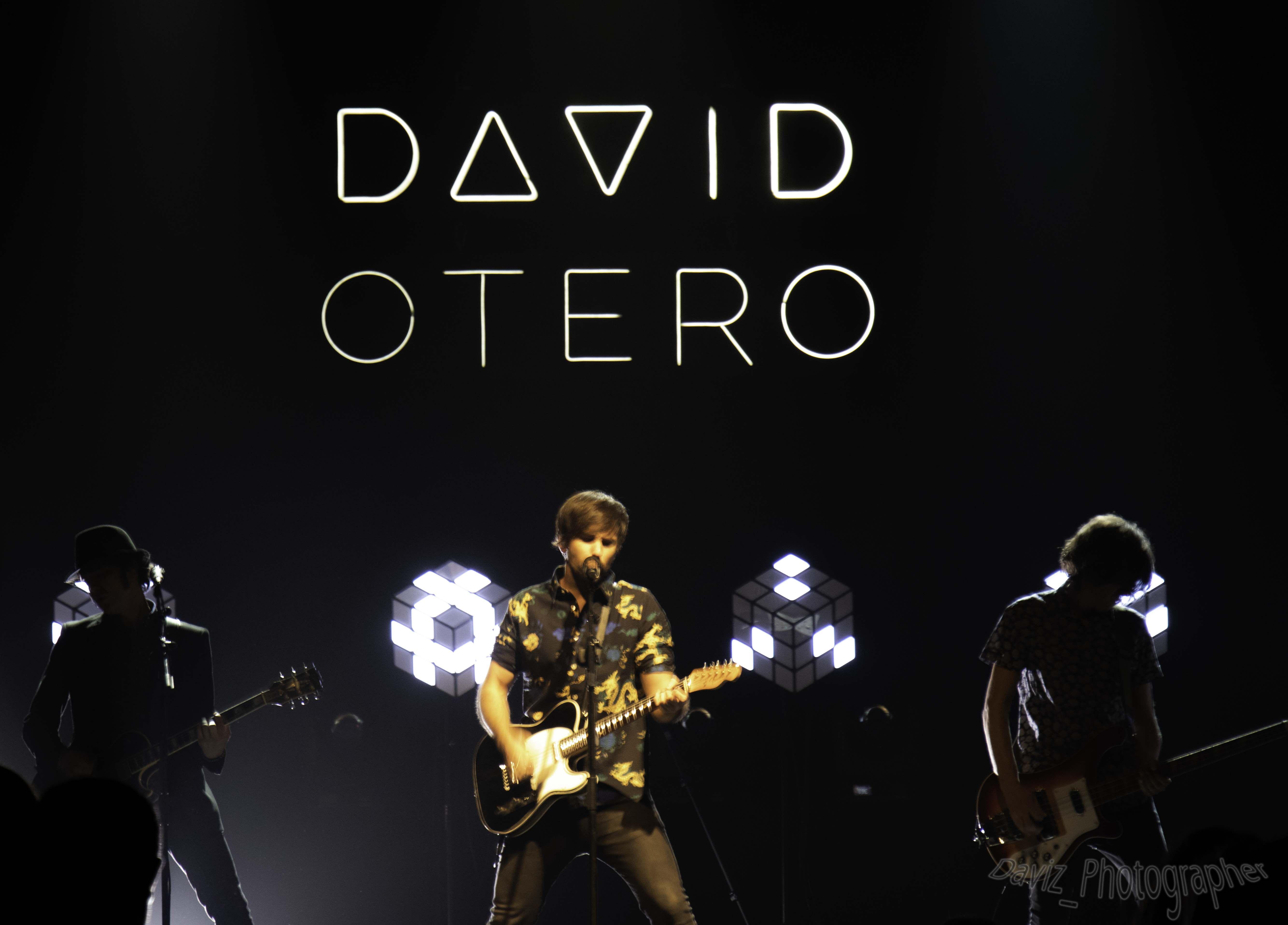 DAVID OTERO CUMPLE PROMESAS Y SUEÑOS EN EL CIRCO PRICE