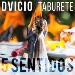 DVICIO y TABURETE SE UNEN PARA CREAR '5 SENTIDOS'