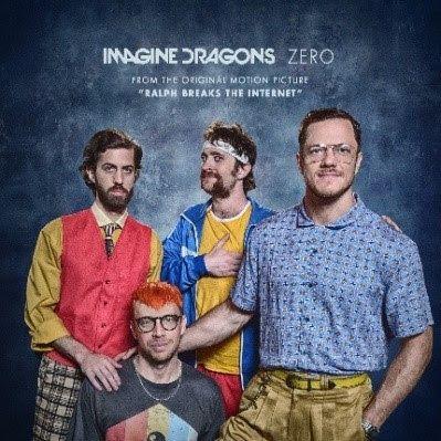 IMAGINE DRAGONS PONDRÁN BANDA SONORA A «RALPH ROMPE INTERNET»