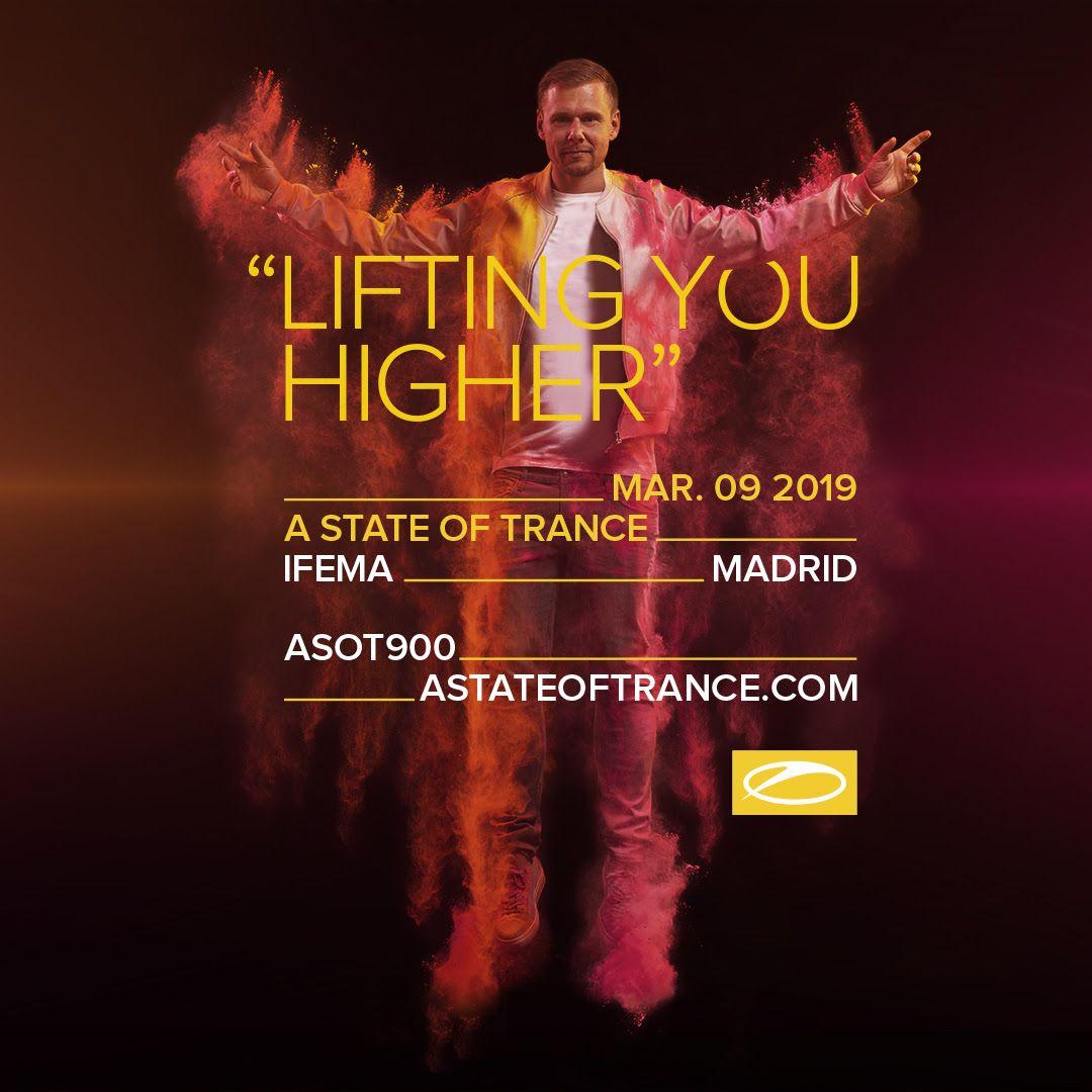ASOT: Una de las giras más importantes del mundo aterriza en Madrid