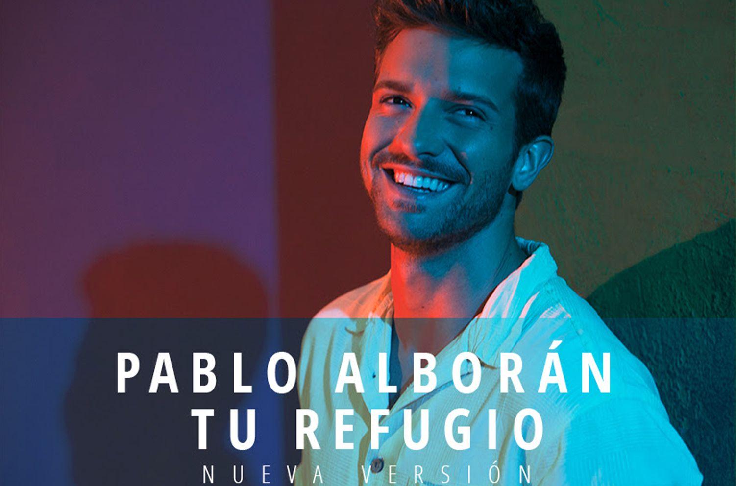 PABLO ALBORÁN NOS ABRE LAS PUERTAS DE «TU REFUGIO»