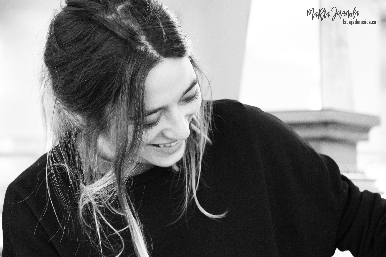 """Adriana Moragues """"He aprendido a no tener miedo a la soledad""""."""