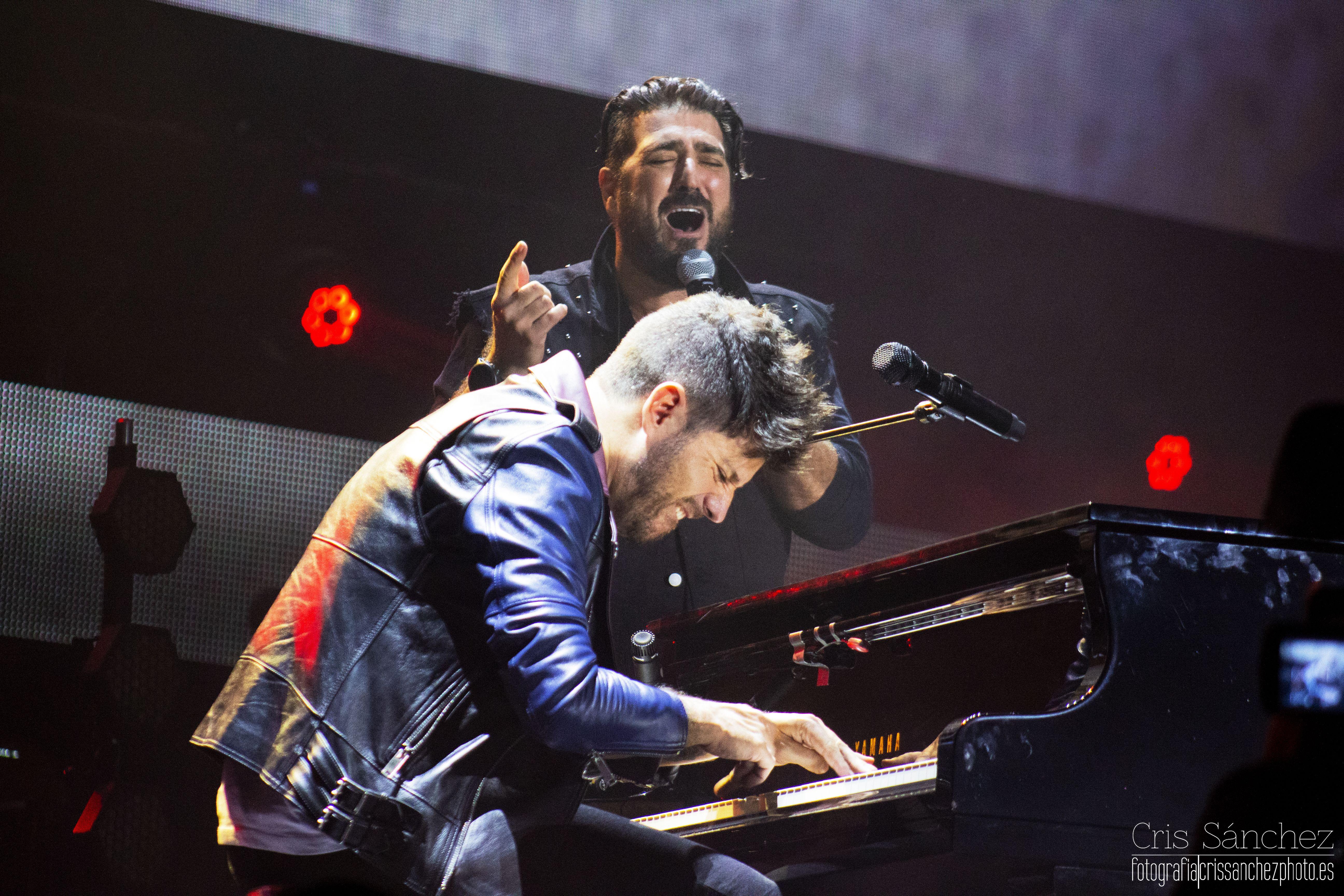 """Ya está disponible """"Igual que tú"""", tema de EL GRINCH, compuesto por Pablo López y Antonio Orozco"""