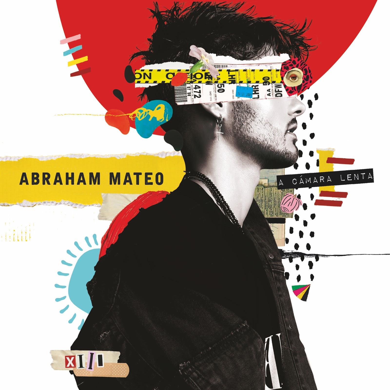 """Abraham Mateo lanza su nuevo álbum """"A Cámara Lenta"""""""