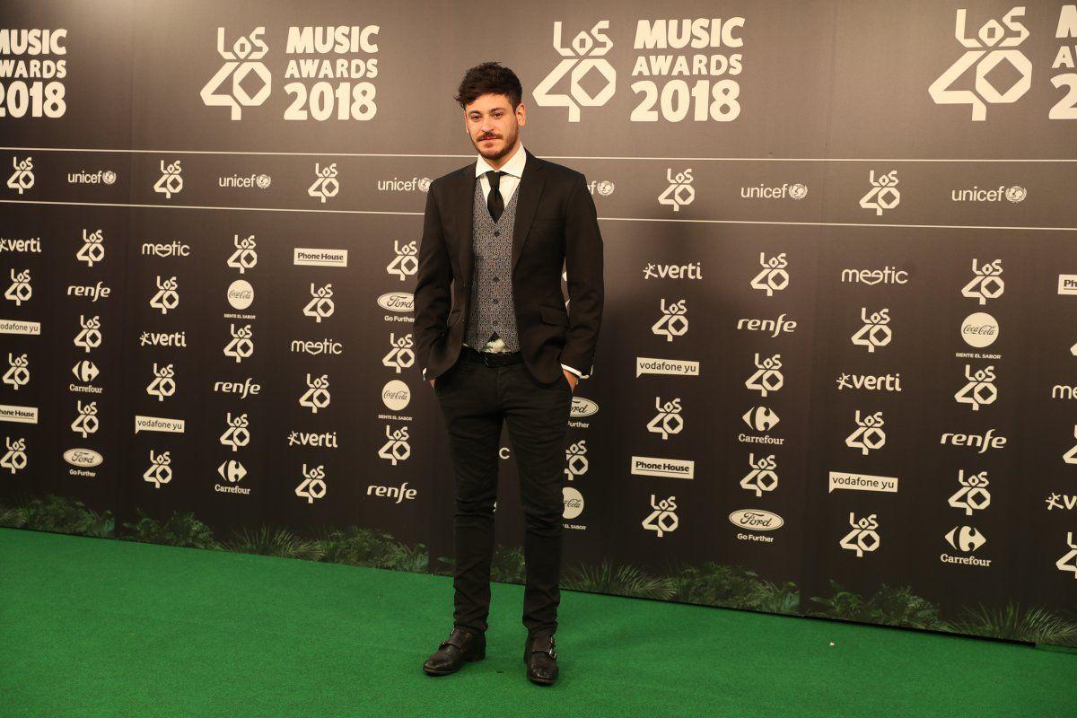LOS 40 MUSIC AWARDS | CEPEDA HABLA DE LA GIRA, LAS FIRMAS Y LA VUELTA DE LOS JAVIS A OT