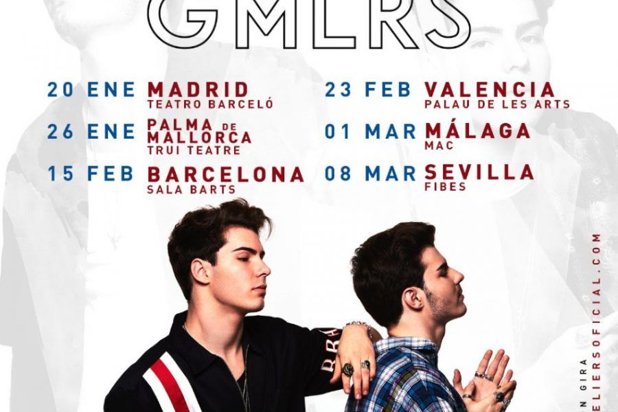 GMLRS anuncian una gira única y singular para presentar 'Stereo'