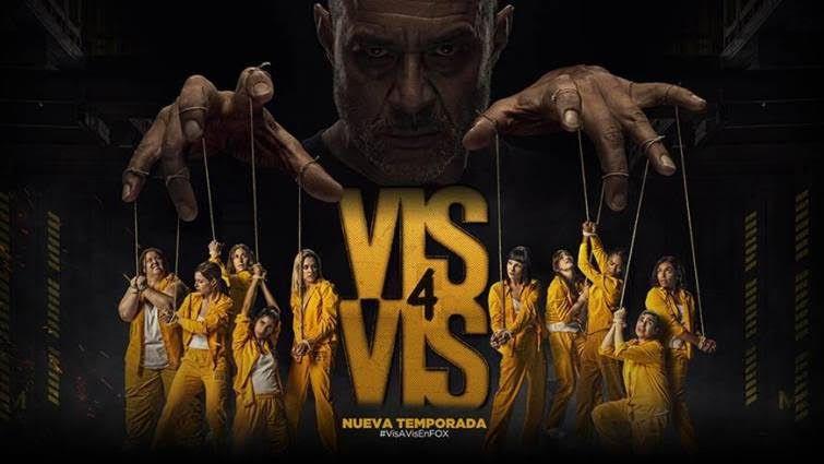 """Ramiro Blas y Laura Baena Torres  estrenan el 3 el diciembre la cuarta temporada de la exitosa serie """"VIS a VIS"""""""