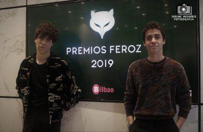 PREMIOS FEROZ 2019 | LECTURA DE NOMINADOS PREMIOS FEROZ CON LOS JAVIS QUE SE CELEBRARÁN EN BILBAO