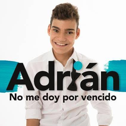 ADRIÁN VUELVE CON 'NO ME DOY POR VENCIDO',  UN ÁLBUM Y UNA HISTORIA DE SUPERACIÓN PERSONAL