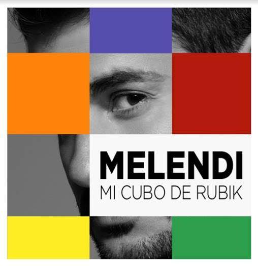 MELENDI ANUNCIA LAS PRIMERAS FECHAS de su nueva gira MI CUBO DE RUBIK