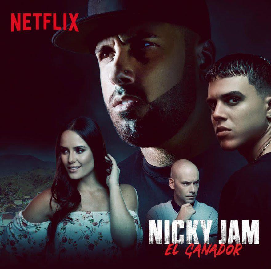"""NICKY JAM  ESTRENA EN NETFLIX EL DOCUMENTAL SOBRE SU VIDA  """"EL GANADOR"""""""