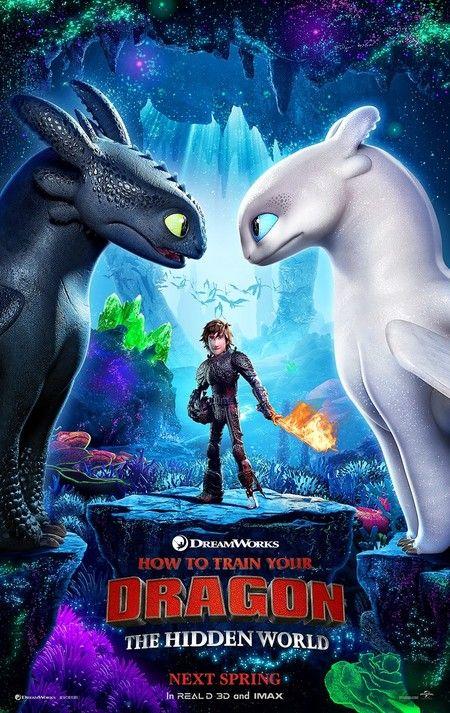 Dani Moreno y Cristina Boscá ponen voz a los personajes de Cómo entrenar a tu dragón 3