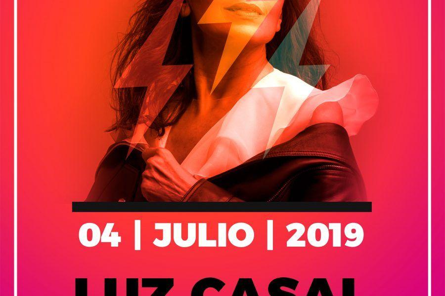 LUZ CASAL, NUEVA CONFIRMACIÓN PARA EL FESTIVAL CULTURA INQUIETA 2019