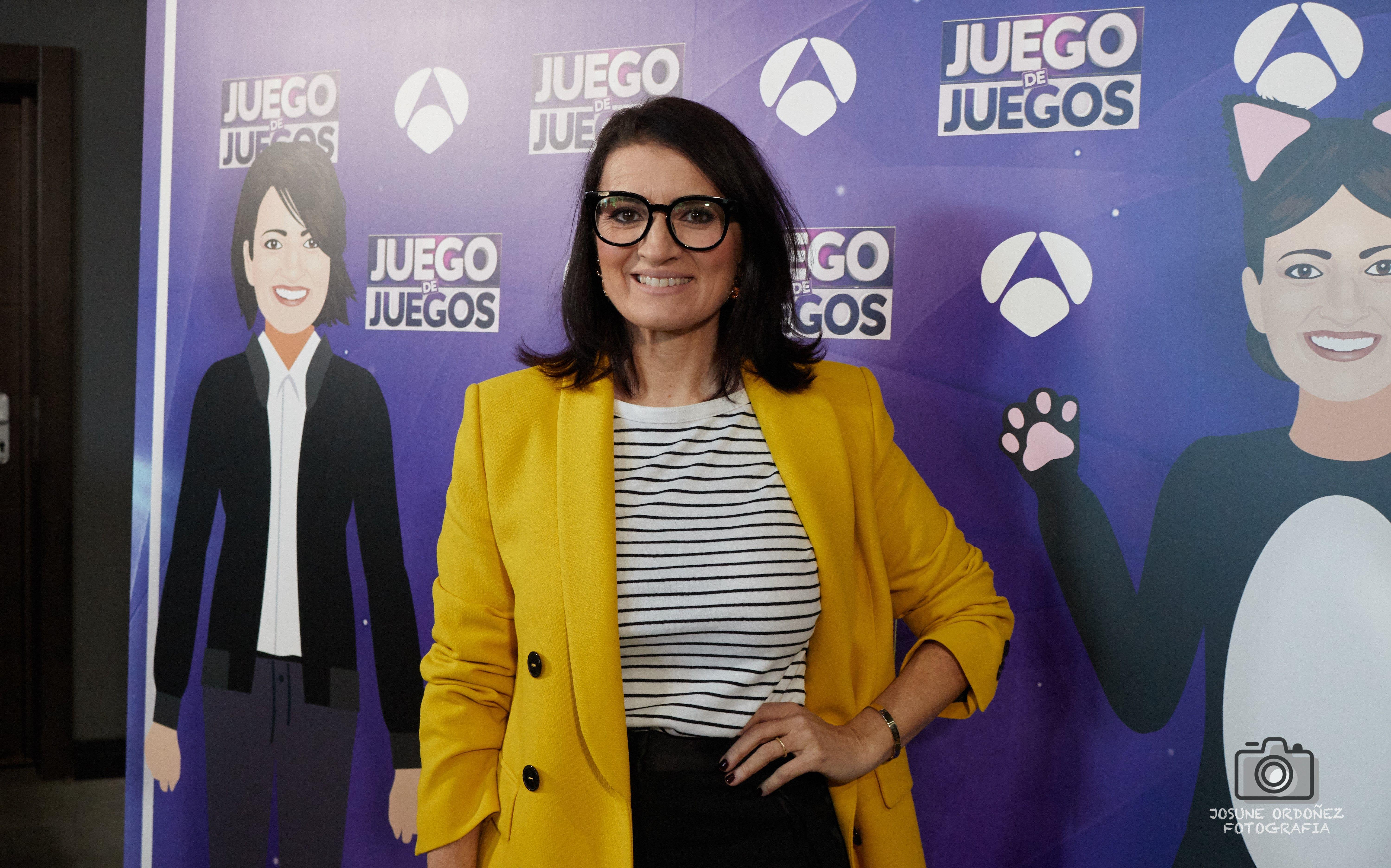 """SILVIA ABRIL NOS PRESENTA TODOS LOS SECRETOS DE """"JUEGO DE JUEGOS"""" , ESTRENO EN ANTENA 3"""