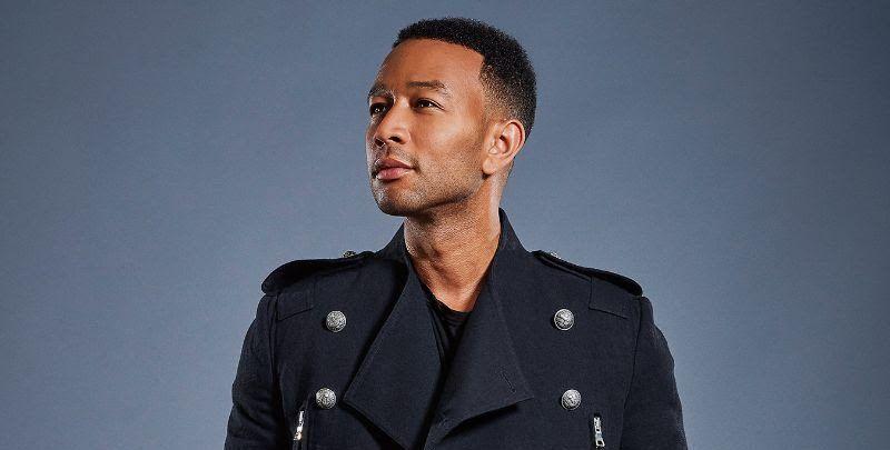 """John Legend publica su poderoso nuevo single """"Preach"""""""
