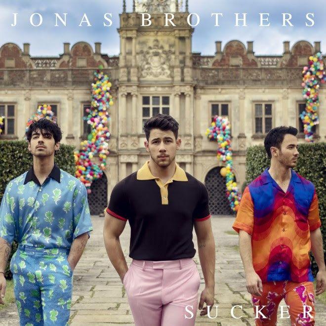 ¡HAN VUELTO! JONAS BROTHERS REGRESAN CON NUEVO SINGLE Y VÍDEO «SUCKER»