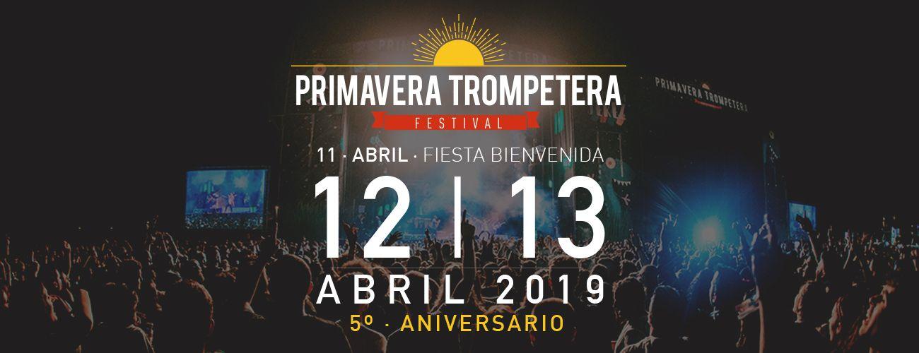 El Primavera Trompetera Festival vuelve para celebrar su 5º aniversario