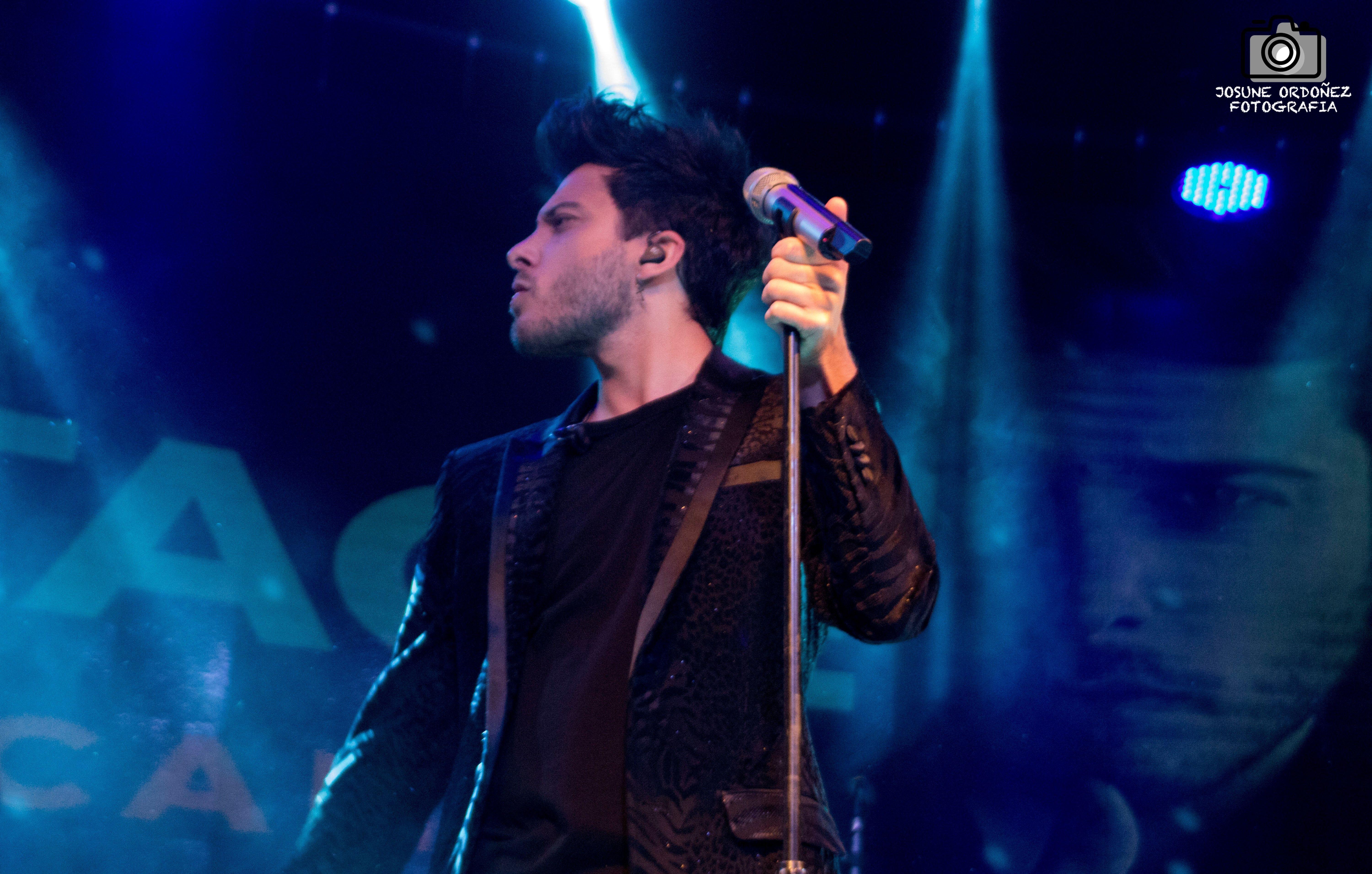 Blas cantó… y dejó la Sala Cool enmudeida