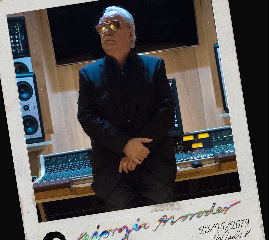 Florida Retiro recibe en su sala de fiestas a Giorgio Moroder, el padre del techno