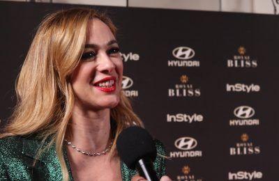 Marta hazas anuncia sorpresas en su personaje en la última temporada de Velvet Collection | IN STYLE
