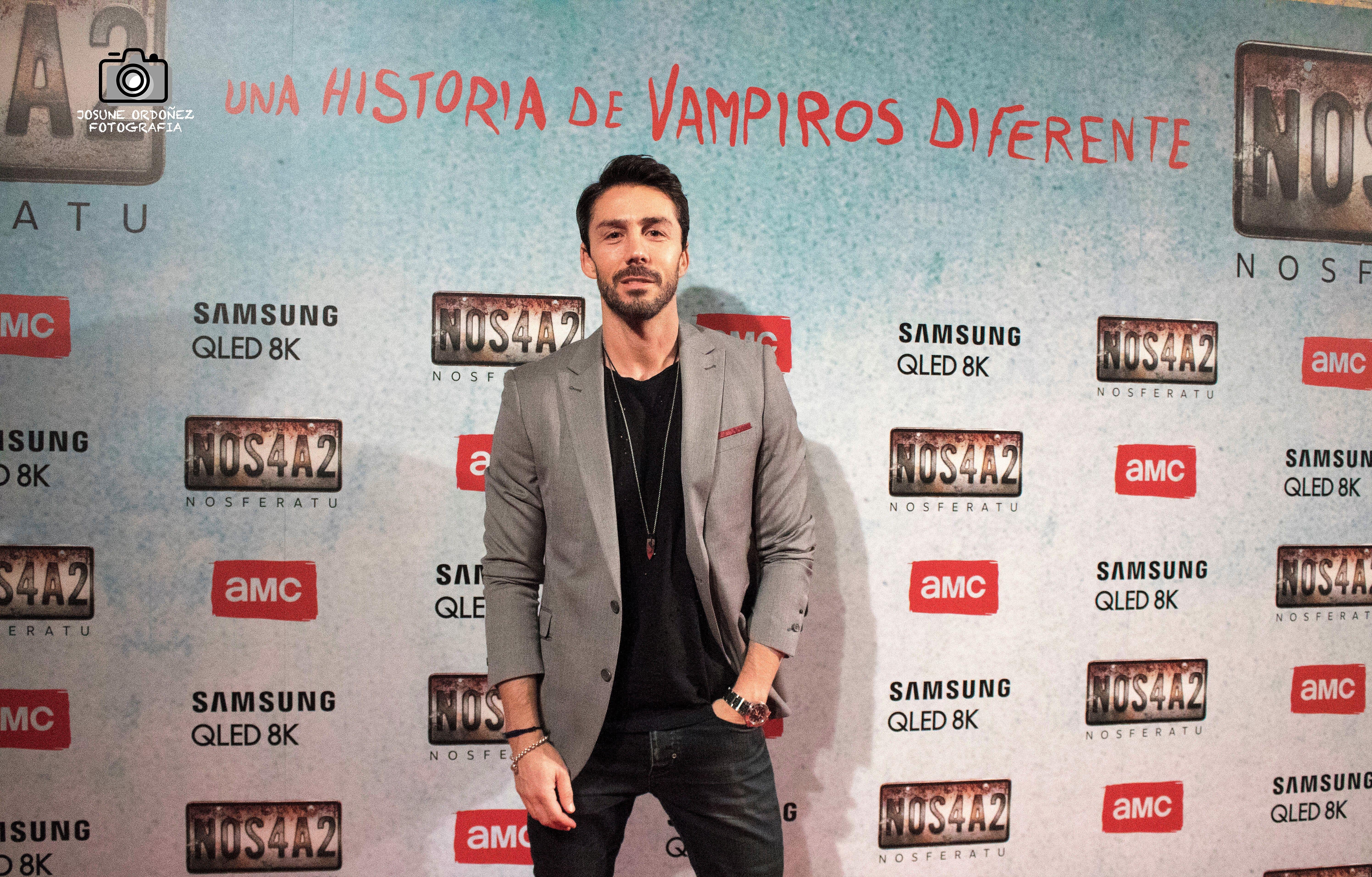 Rubén Sanz: «nos encanta tener papeles de un personaje que podamos hacer cosas diferentes» | NOS4A2