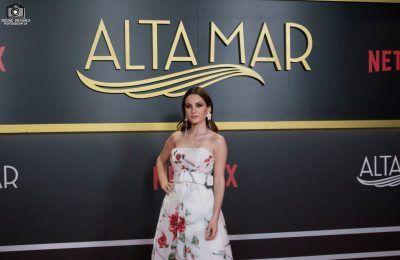 Ivana Baquero nos cuenta cómo fue el rodaje y qué nos vamos a encontrar en Alta Mar