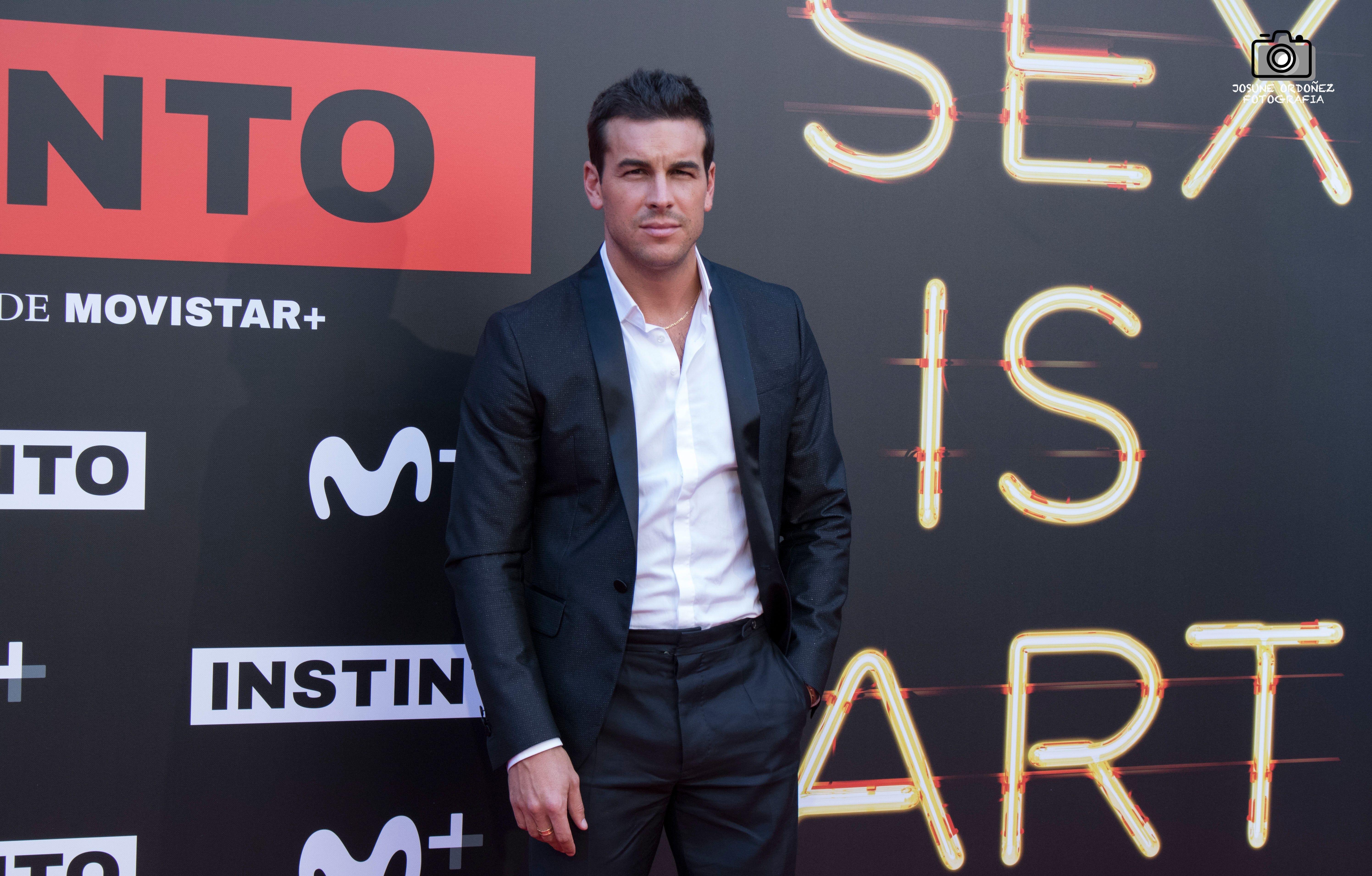 Mario Casas: «Todos los personajes tienen una carga sexual fuerte»
