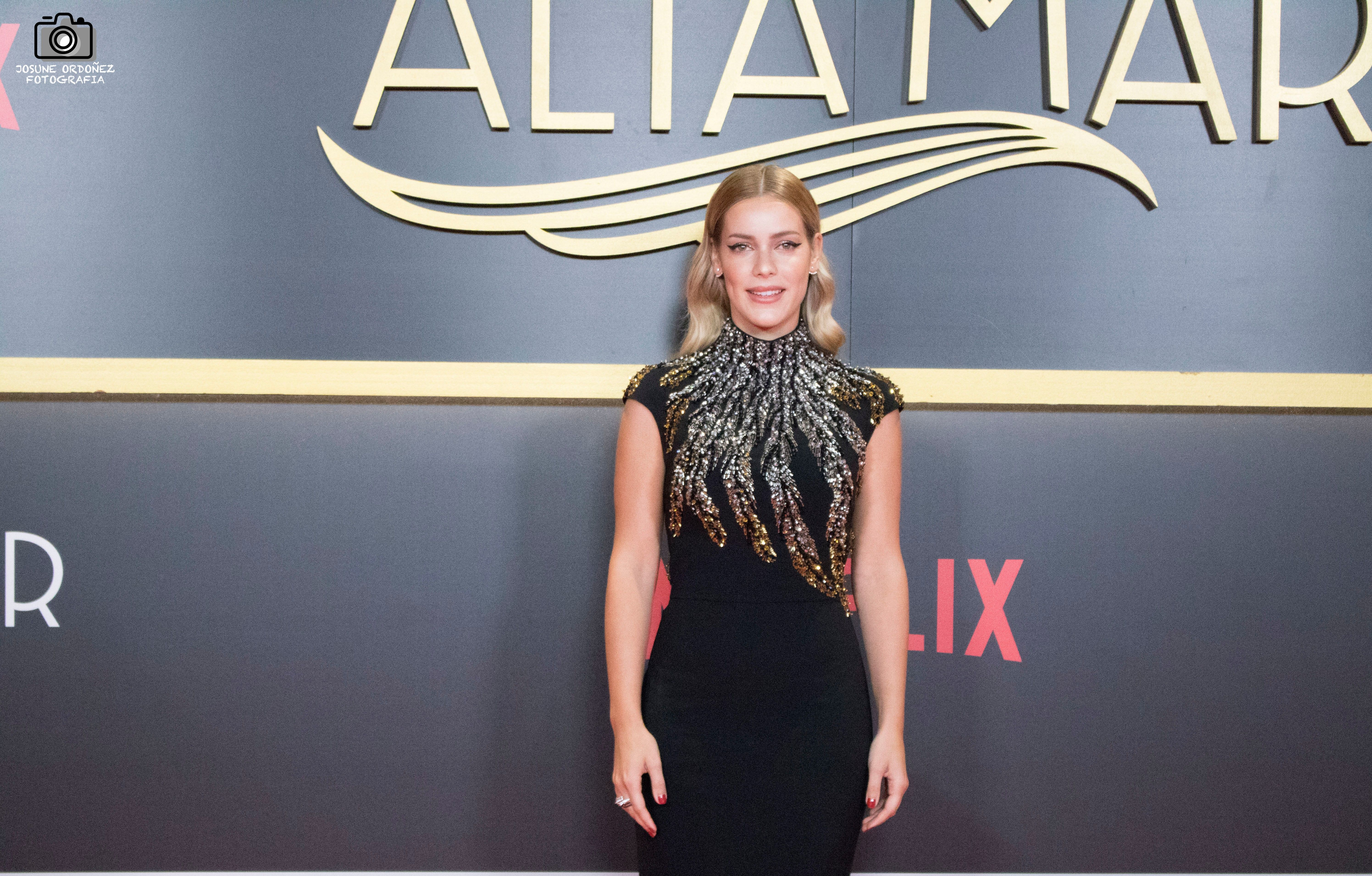 Alejandra Onieva: «Trabajar con Netflix era un sueño y estar en esta serie es un lujo»