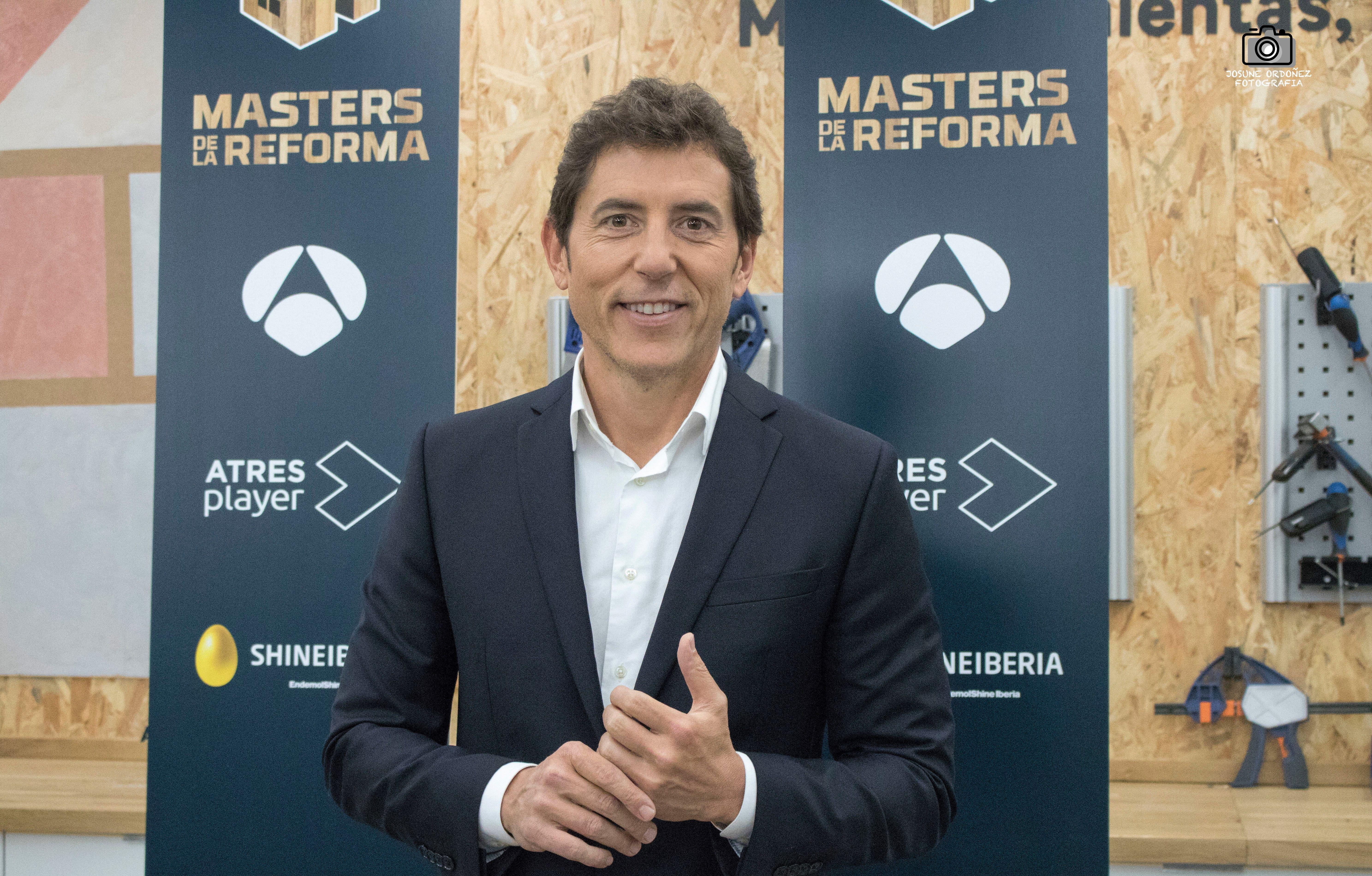 Manel Funtes afronta nuevos retos como presentador en Masters de la Reforma