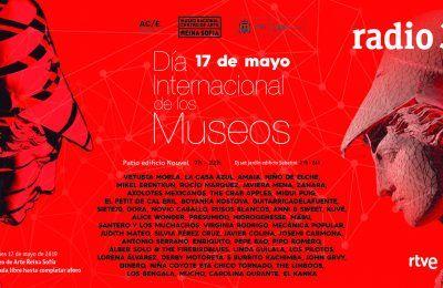 Día Internacional de los Museos: llega la fiesta de Radio 3 en el Reina Sofía