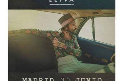 LEIVA AGOTA ENTRADAS PARA SU SEGUNDA FECHA EN MADRID,  Y POSICIONA SU ÁLBUM NUCLEAR EN EL #1 DE LA LISTA DE STREAMING.