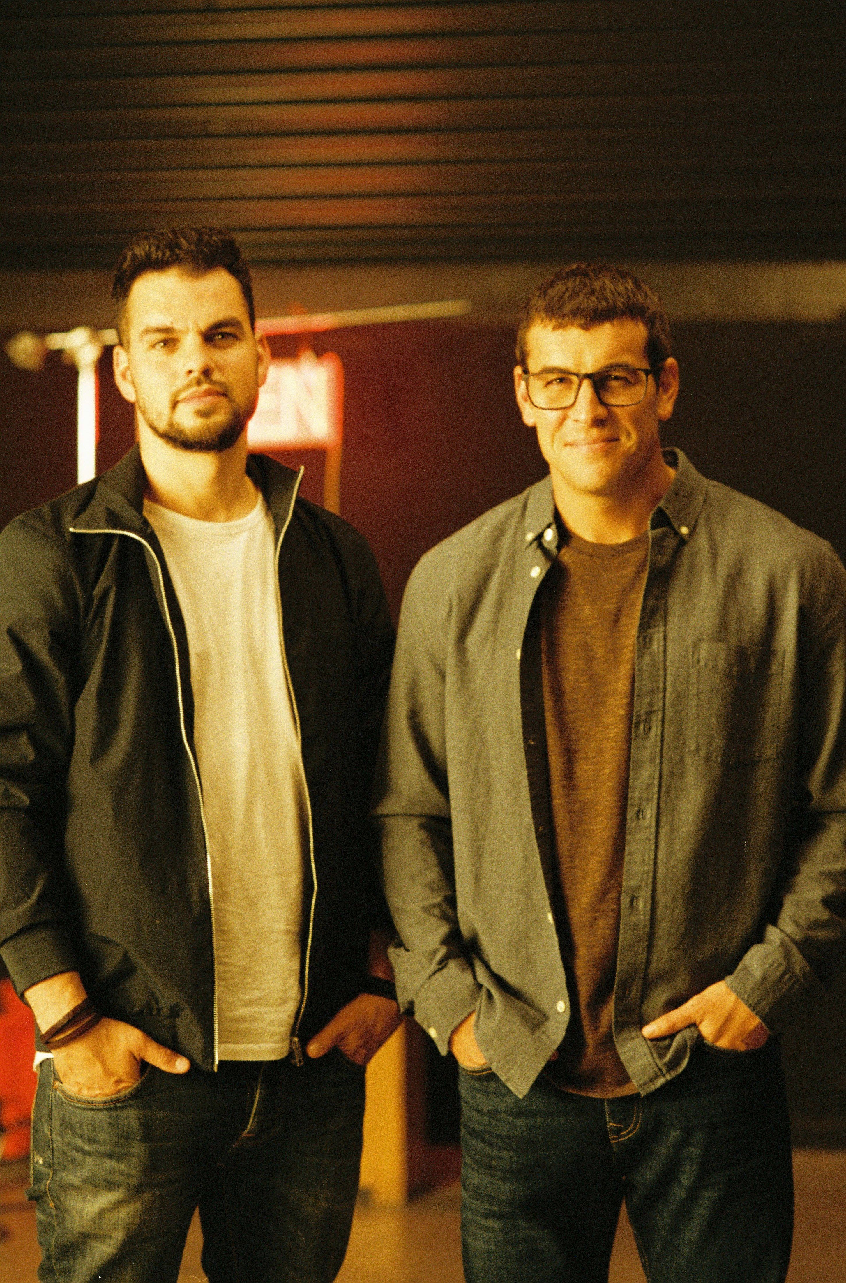 Inicio de rodaje de No matarás. Mario Casas protagoniza el nuevo thriller de David Victori