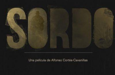 Sordo, protagonizada por Asier Etxeandía, se estrena el próximo 13 de septiembre