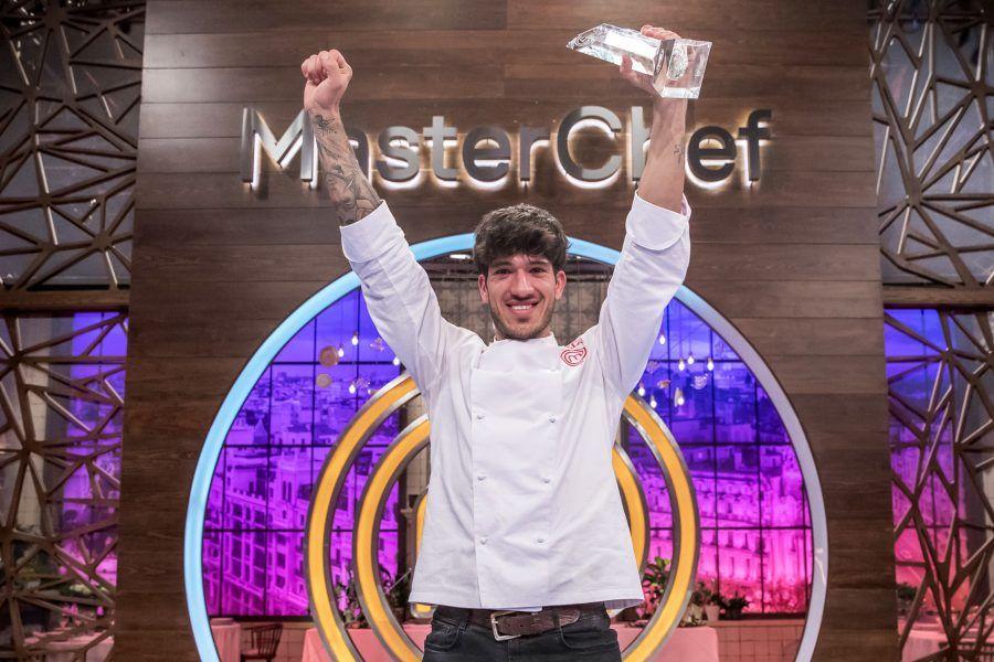 """Aleix, ganador de 'MasterChef 7': """"Ahora comienzo un nuevo camino. 'MasterChef' me ha ordenado la vida y la cabeza"""""""