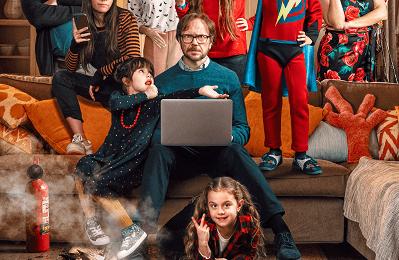 «PADRE NO HAY MÁS QUE UNO» La comedia familiar de Santiago Segura