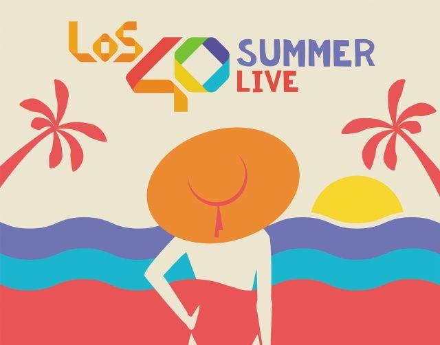 ¡LLEGA LA GRAN FIESTA DEL VERANO DE LOS40! ARRANCA LA GIRA 'LOS40 SUMMER LIVE 2019' QUE RECORRERÁ 14 CIUDADES ESPAÑOLAS