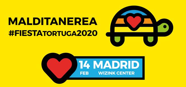 """MALDITA NEREA prepara un nuevo """"asalto"""" al WIZINK CENTER de MADRID el próximo 14 de Febrero"""
