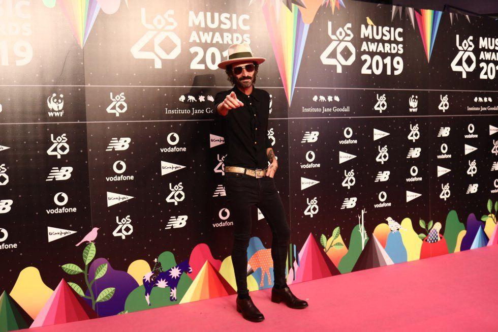 LEIVA: «EN EL CONCIERTO DE MADRID NO QUIERO HACER ALGO OBVIO» | LOS40 MUSIC AWARDS