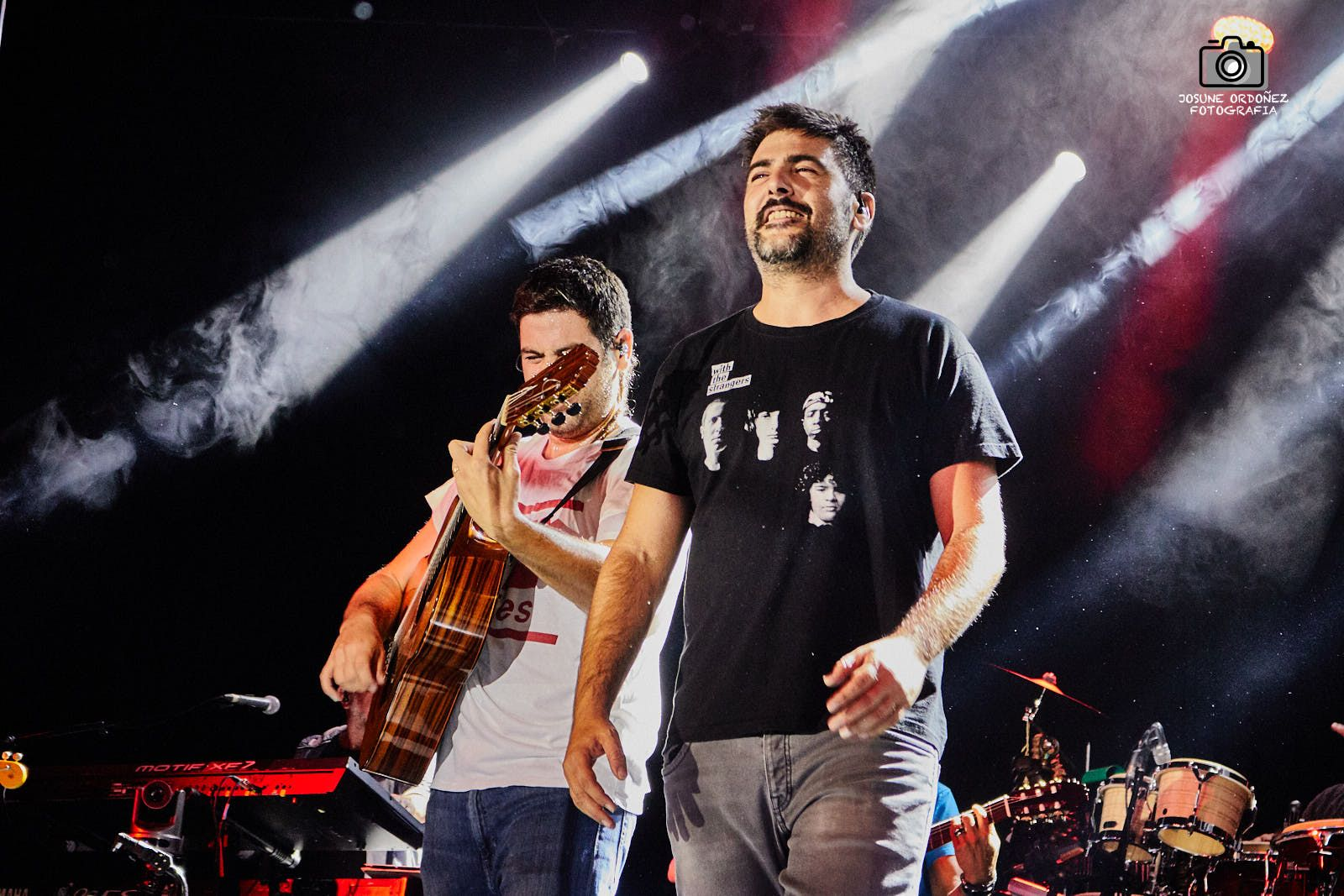 ESTOPA EN LOS VODAFONE YU MUSIC SHOWS CON MUCHOS INVITADOS VIP