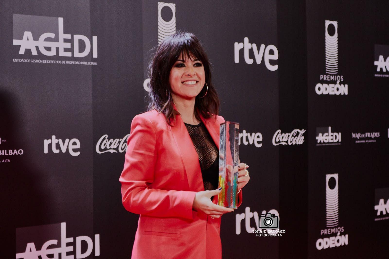 Vanesa Martín: «Nunca imaginaba que este disco recopilara tantos premios»
