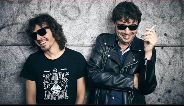 RUBÉN POZO Y LICHIS NOS PRESENTAN «ASCO Y VERGÜENZA». «El disco se fraguó en cada concierto»