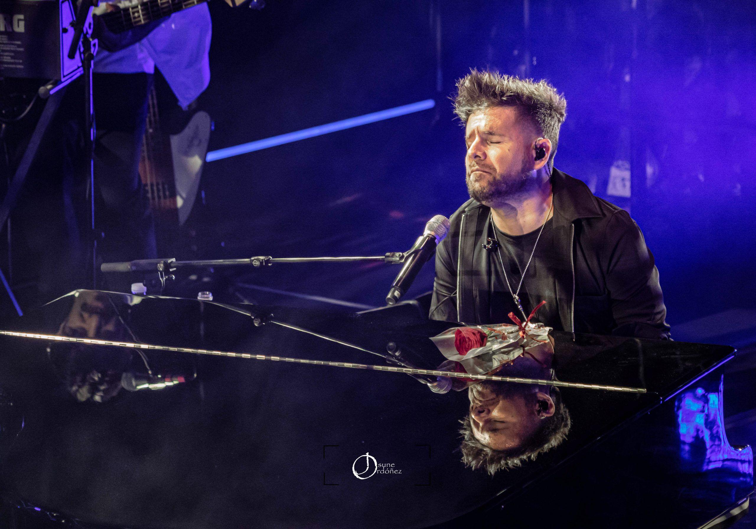 Pablo López presentación gira Mayday & Stay Tour en Madrid. Fo