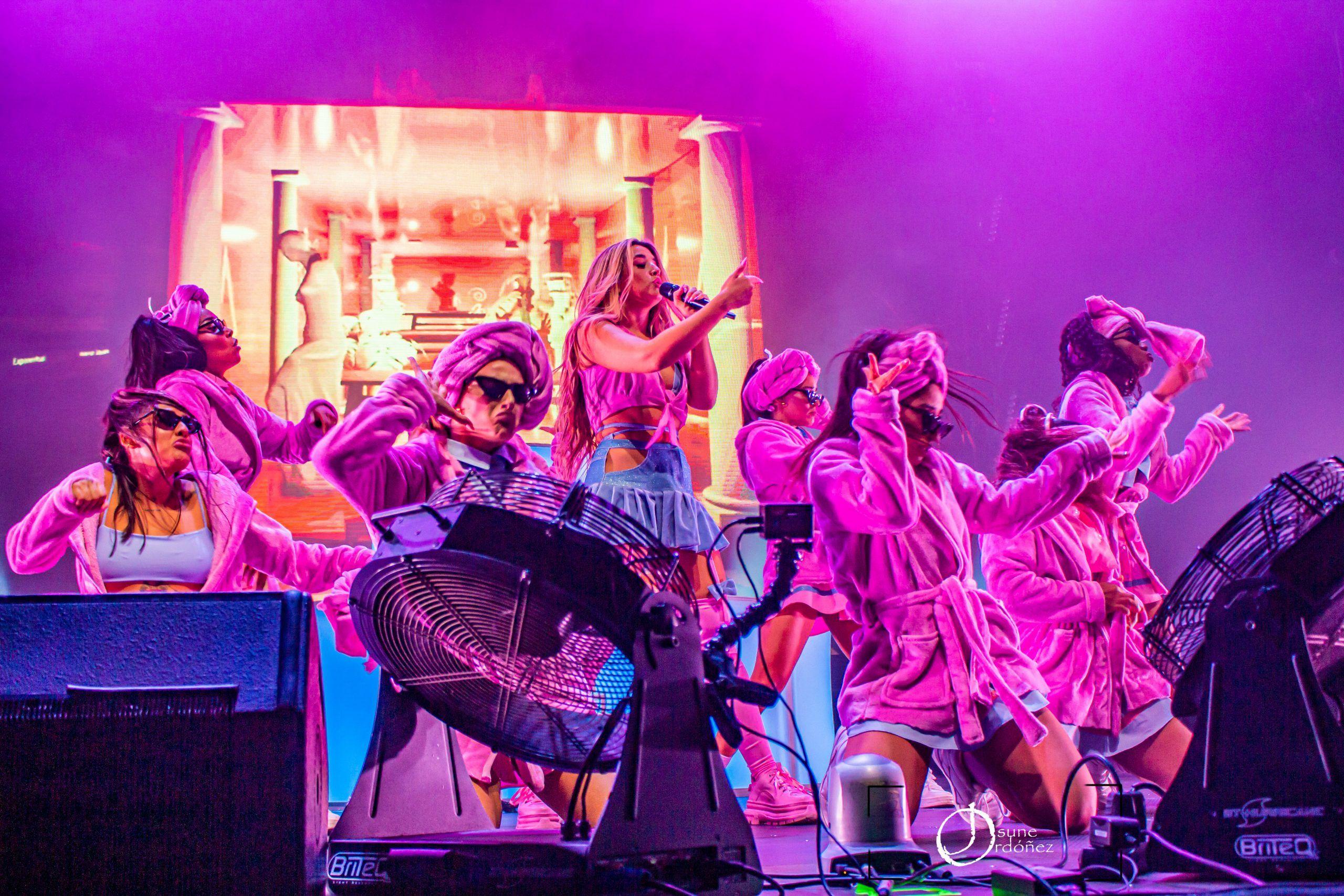 Lola Indigo – La Niña Tour en el Wizink Center – Fotografía: Josune Ordóñez